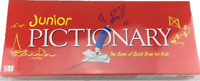 Pictionary Board Game Draw Guess Family Party Game Kid Educational Toy