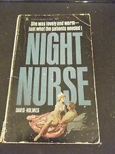 Night Nurse by David Holmes (1962, Paperback)