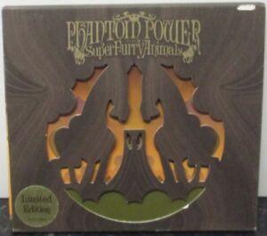 SUPER FURRY ANIMALS - Phantom Power - CD ALBUM LTD ED