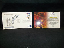 Jim Craig Autographed/Signed First Day Cover with Global COA-1980 GOLD MEDALIST