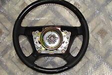 1 mercedes lenkrad holz w463 CLK w208 g klasse cabrio AMG holzlenkrad leder neu