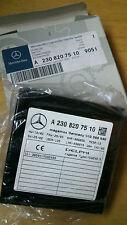 MERCEDES SL CLASS R230 INTERIOR RADAR SENSOR SWITCH GENUINE NEW 2308207510 9051