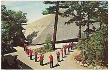 Kresge Auditorium National Music Camp TRUMPETS Interlochen MICHIGAN Postcard