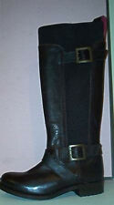 NIB  $595  Juicy Couture Che Tall Leather Riding Boots  Sz 6  6.5  Odd Sizes