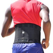 Back Belt - Lumbar Support Brace Posture Corrector for Waist Pain Relief