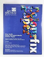 Art Spectrum Colourfix Paper Pastel Cool Pack. 10 Sheet.