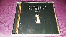 CD Gotthard / Open - Album