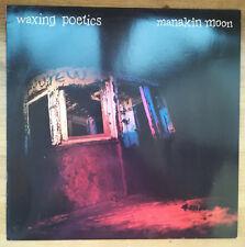 Waxing Poetics – Manakin Moon LP 1988 Holland Issue EX/Unplayed + inner sleeve