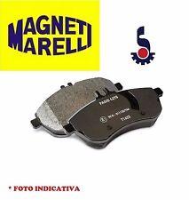 PASTIGLIE FRENO POSTERIORI ALFA MITO 1.4 /1.4 TB DAL 2008 MAGNETI MARELLI PF0125