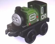 NEW FISHER-PRICE 2015 THOMAS AND FRIENDS MINIS #55, CLASSIC LUKE,FACTORY SEALED