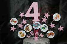 0009 PAW PATROL Mr Tumble COMPLEANNO CAKE TOPPER DECORAZIONE TORTA STELLA FRESE Spray