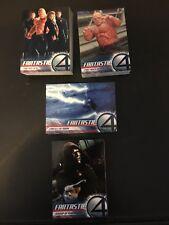 Fantastic Four 2005 UPPER DECK 100 Carta Juego NM/M Marvel Comics richards