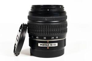Pentax 18-55mm f3.5-5.6 SMC DAL AL Lens