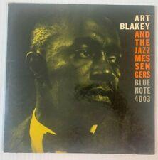 Art Blakey Blue Note 4003 LP W.63rd DEEP GROOVE Ear RVG ~ Lee Morgan Mono
