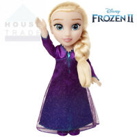 """Disney Frozen 2 Elsa Musical Doll Sings """"Into The Unknown"""" & Says 14 Film..."""