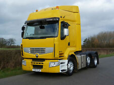 Renault Automatic Commercial Articulated Lorries