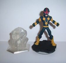 DISNEY INFINITY 2.0 Nova Crystal Playset Mission Figure Character Spiderman New
