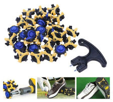 30x Golf Sports Shoe Spikes Stinger Champ Cleat+Removal Tool For Footjoy Adida