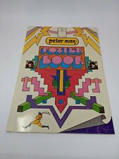 Peter Max Poster Book 1970 1st Edition 1st Printing Original Vintage Pop Art