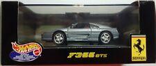 Hot Wheels Silver Ferrari F355 GTS 1:43