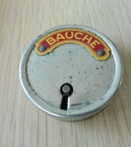 BAUCHE- SERRURE- ANCIEN-ENTREE DE COFFRE - NO FICHET