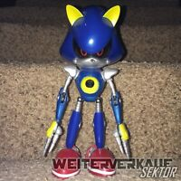RARE Jazwares Sonic the Hedgehog Metal Sonic 10-Inch Figure