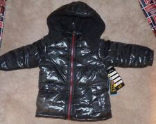 NEW iXtreme Hooded Winter Jacket Coat Baby 18 mos months Black NEW NWT