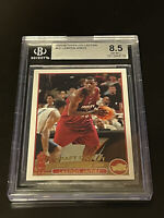 2003 Topps LeBron James Gold ROOKIE RC #221 BGS 8.5 MINT
