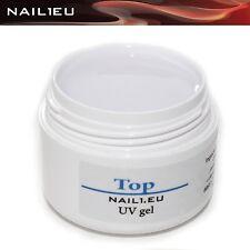 "PROFI UV Gel sigillante/ indurente LUCIDO KLAR ""NAIL1EU TOP"" 7ml/Gel per unghie"