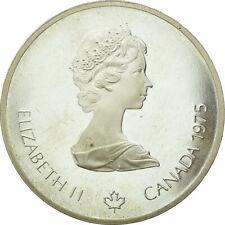 [#654770] Coin, Canada, Elizabeth II, 10 Dollars, 1974, Royal Canadian Mint