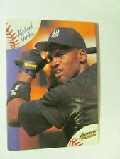 1995 ACTION PACKED BASEBALL MICHAEL JORDAN CARD # 23