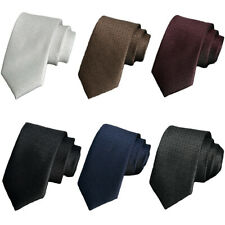 Men 6CM Jacquard Woven Necktie Wedding Party Tie Formal High Quality Neck Ties
