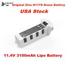 Hubsan H117s Zino RC Drone Original 11.4v 3100mah Intelligent Flight Battery USA