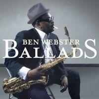 Ben Webster - Ballads [New Vinyl LP] Gatefold LP Jacket, Ltd Ed, 180 Gram, Speci
