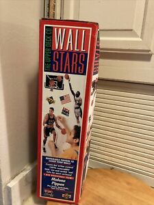1992 Karl Malone Scottie Pippen upper Deck USA Olympic Basketball Poster