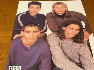 Moffatts Backstreet Boys teen magazine poster clipping Tiger Beat pix picture