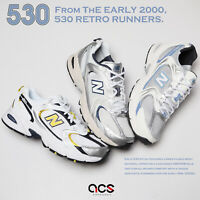 New Balance 530 MR530 Korea Men Women Unisex Running Casual Shoes NB Pick 1
