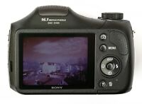 INFRAROT UMBAU SONY DSC-H100 Digitalkamera 16.1MP Infrarotkamera Kamera IR Mod