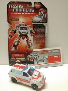 Hasbro Transformers Robots In Disguise Universe Deluxe Class - Autobot Ratchet …