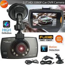 1080P Auto CAR DVR IR Night Vision Vehicle Video Camera Recorder Dash Cam LCD MC