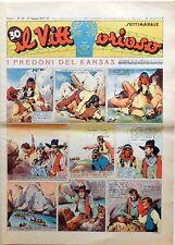 IL VITTORIOSO ANNO I N.33 1937 ANASTATICA
