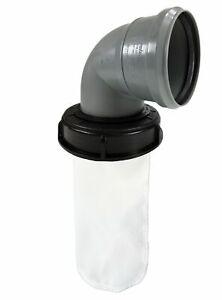 IBC Deckelfilter Regenwasserfilter DN 150 Bogen NW 110