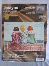 Janlynn Cross Stitch Kit Best Friends 21-128 Diana Thomas
