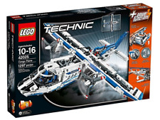 LEGO Technic Airplane Cargo Plane Airport Freighter 42025