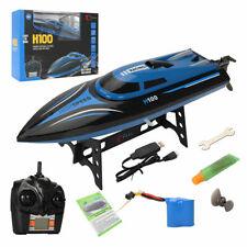 H100 Speedboot Modellbau Schnellboot 2.4GHz Ferngesteuert Racing Boot 150M Toy