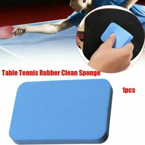 Care Ping Pong Accessories Rubber Cleaning Sponge Table Tennis Racket Cleaner