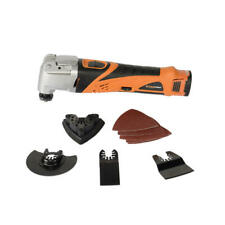 Lithium-Ion 12V Cordless 20,000 OPM Variable Speed Oscillating Multi-Tool Kit
