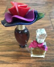 Lola By Marc Jacobs & Juicy Couture Perfume (80-90% Full)