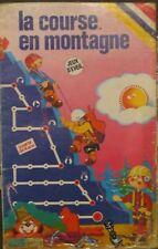 La Course en Montagne, 1978, Robert Laffont - Cavahel Vintage