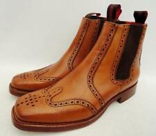Chelsea, Ankle 100% Leather Boots Jeffery~West for Men